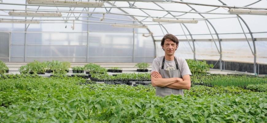 Zelenjava z okusom, intervju z Matjažem Vidalijem